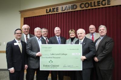 Farm Credit Illinois Donation