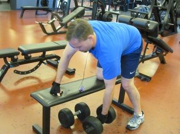 winter gym