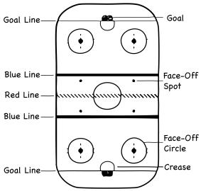 hockey graphic