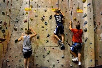 ebc rock climbing