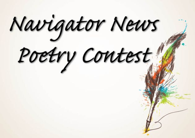Poetry contest webpage