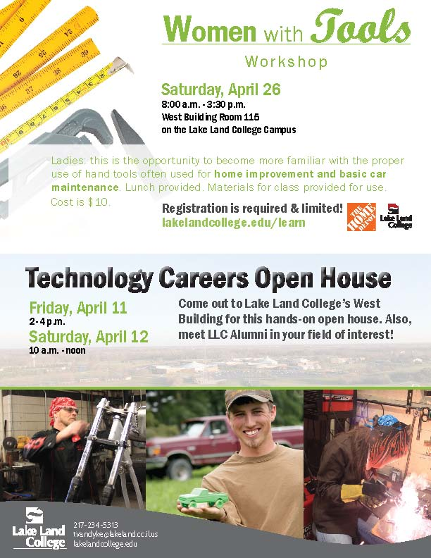 Women with Tools Technology Open House